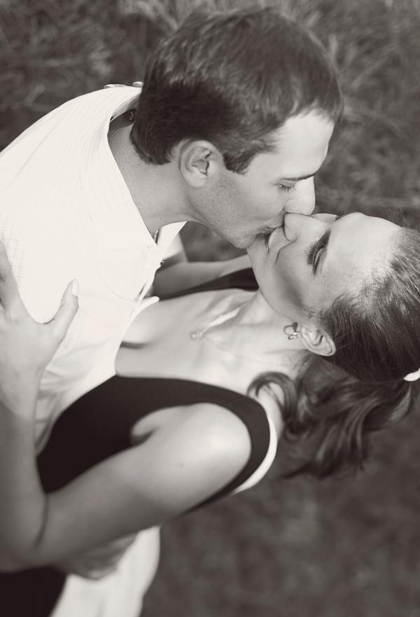 como besar