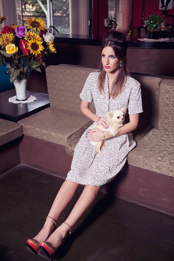 Modelo Brasileira Bruna Raquel - Stepford Wives - mulheres perfeitas (11)