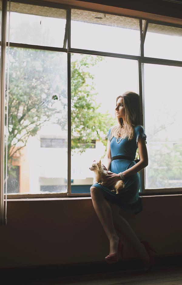 Modelo Brasileira Bruna Raquel - Stepford Wives - mulheres perfeitas (3)