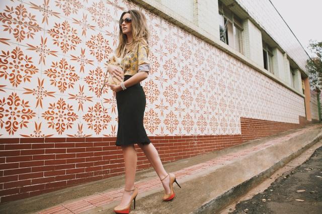 Modelo Brasileira Bruna Raquel - Stepford Wives - mulheres perfeitas (6)