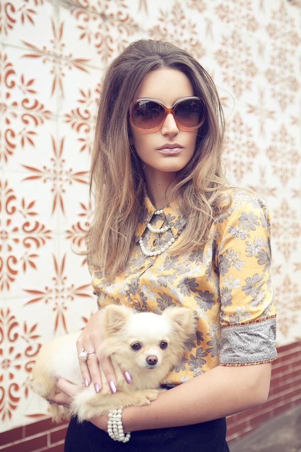 Modelo Brasileira Bruna Raquel - Stepford Wives - mulheres perfeitas (8)