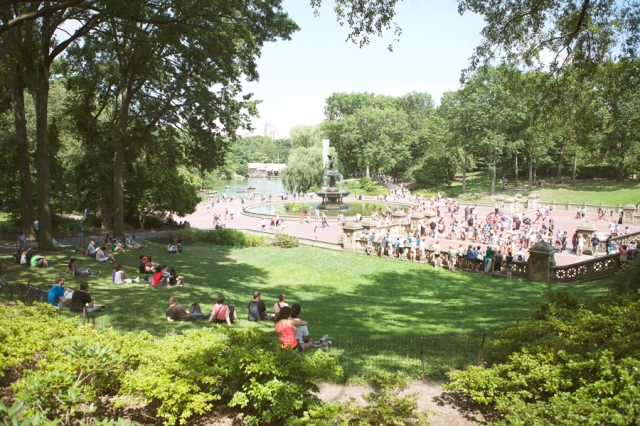 central-park-on-sunday