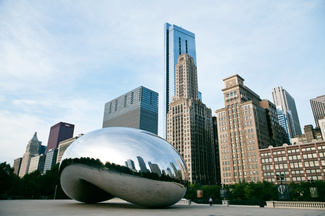Chicago-Millenium-Park-The-Bean-01
