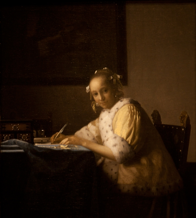 Washington-DC-27-National-Portrait-Gallery-Vermeer