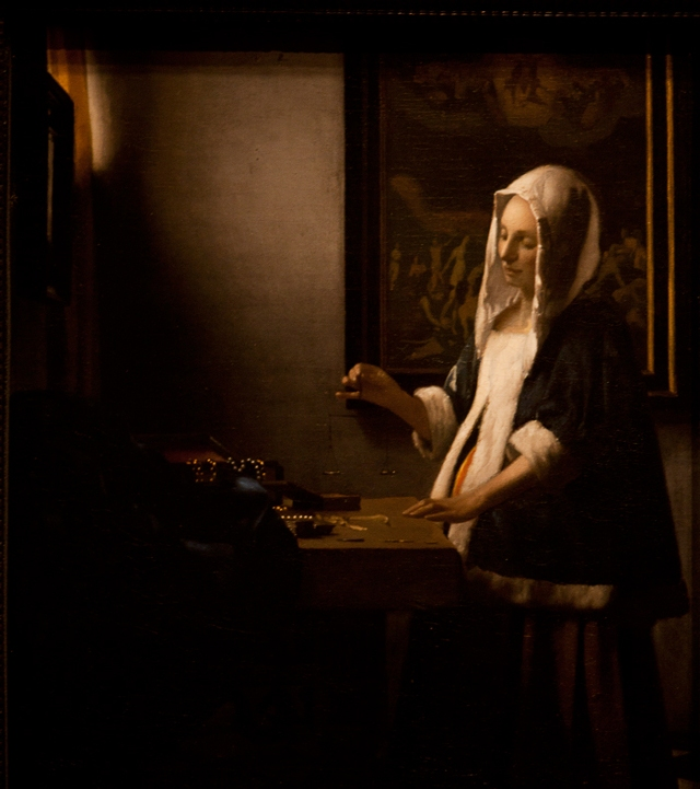 Washington-DC-28-National-Portrait-Gallery-Vermeer