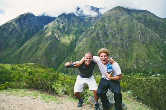 Santi-y-Kristof---Inca-Trail