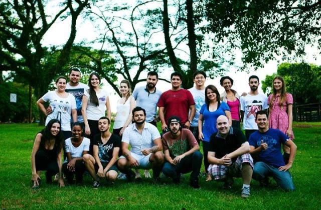 participantes do workshop