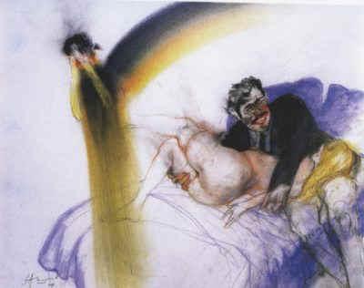 Carlos Alonso en el infierno 2