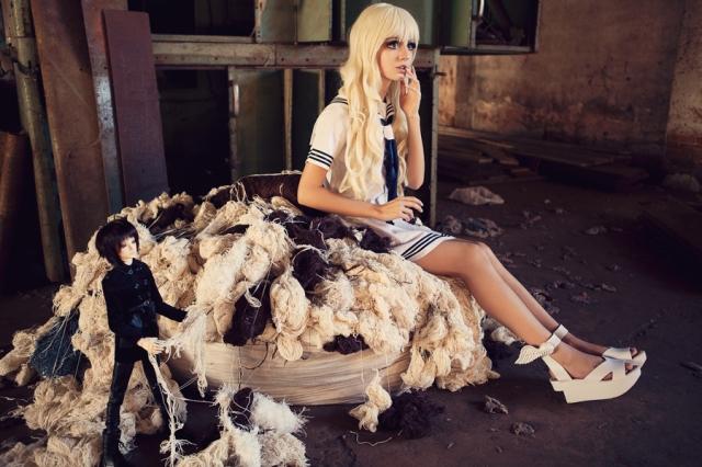 Débora Fuzeti living doll (15)