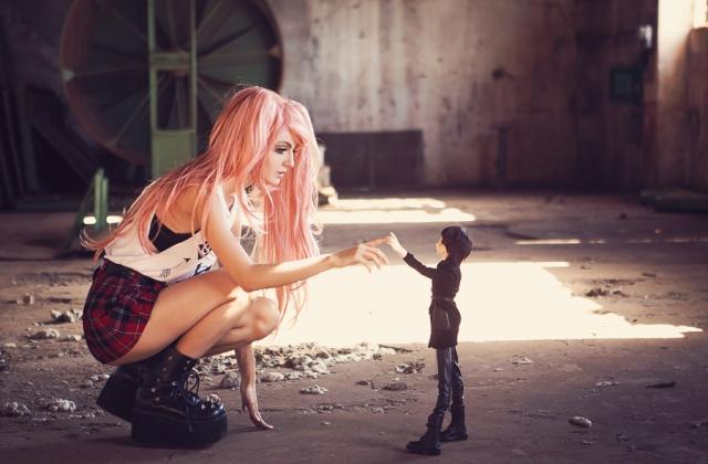 Débora Fuzeti living doll (2)