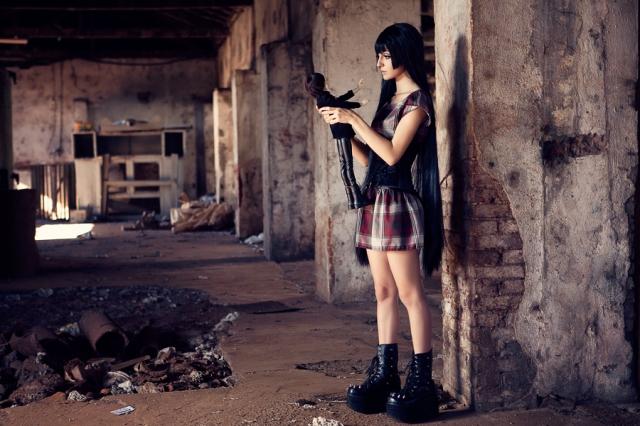 Débora Fuzeti living doll (9)