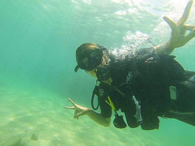 Open Water Diver Porto de Galinhas Porto Point 01