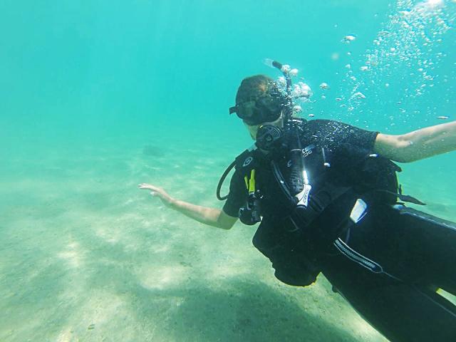 Open Water Diver Porto de Galinhas Porto Point 02