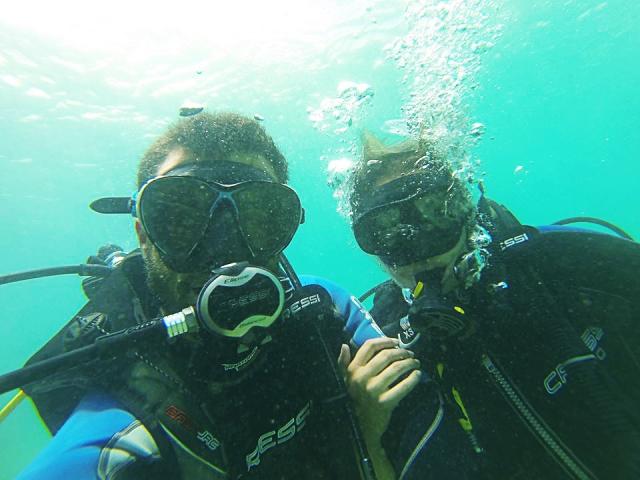 Open Water Diver Porto de Galinhas Porto Point 03