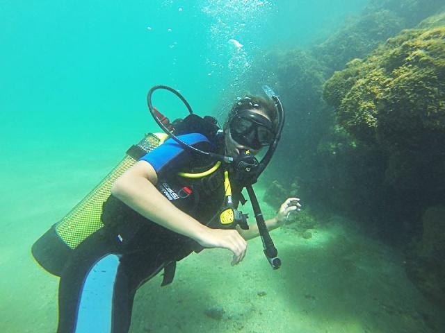 Open Water Diver Porto de Galinhas Porto Point 04