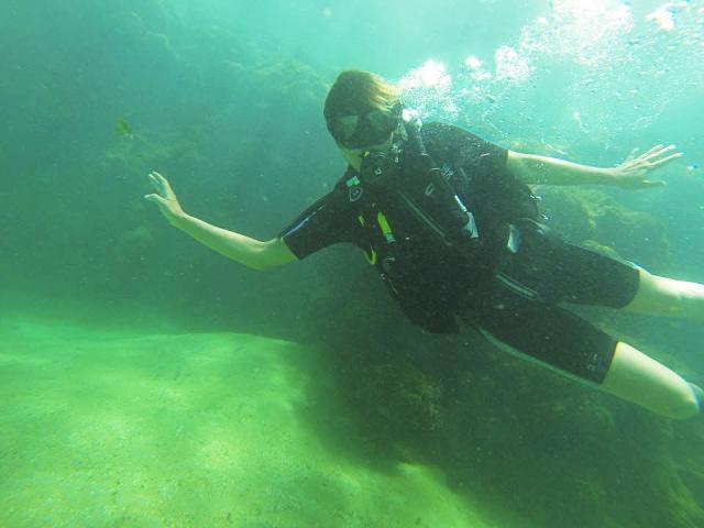 Open Water Diver Porto de Galinhas Porto Point 06